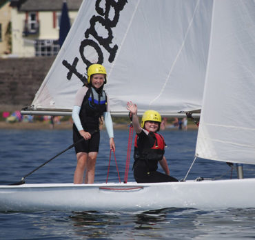 Basic Sailing Skills - Level 2