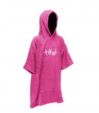 Tiki Junior Changing Robe Pink