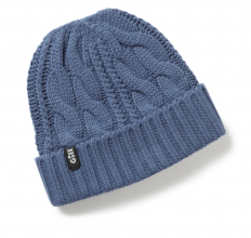 Gill Cable Knit Beanie - Ocean