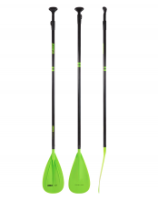Fusion Stick SUP Paddle Lime 3-Piece