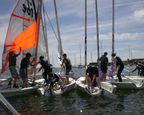 Rigging on the water 640x480