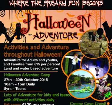 Halloween Adventure set to be a real Scream!