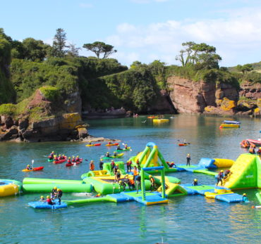 Wibit Wipeout Aquapark gets Bigger!