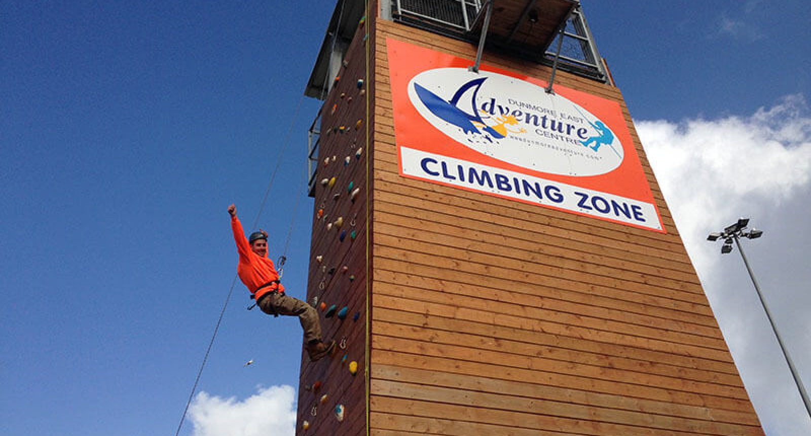 Climbing & Abseiling for Adults