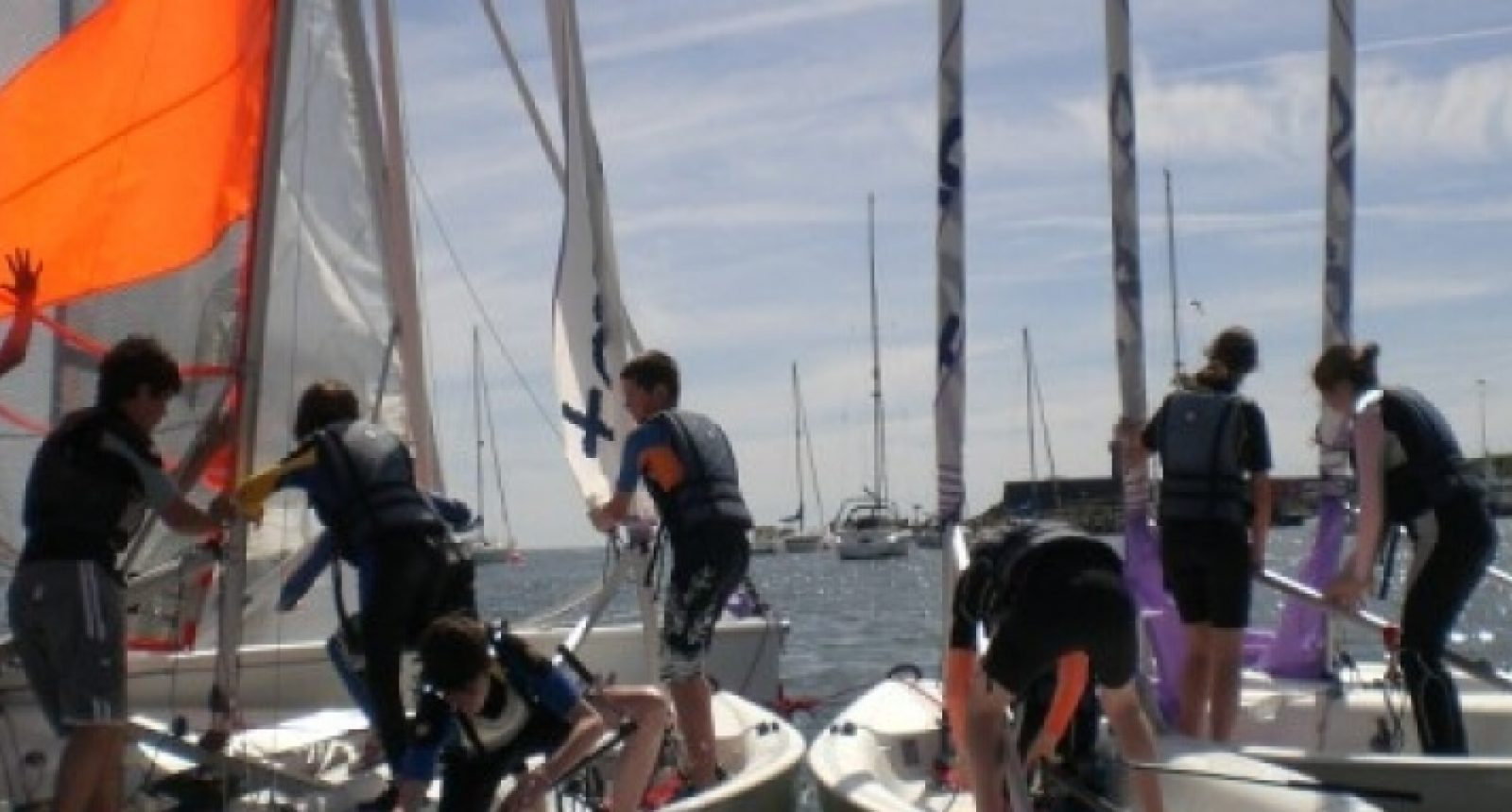 Improving Sailing Skills